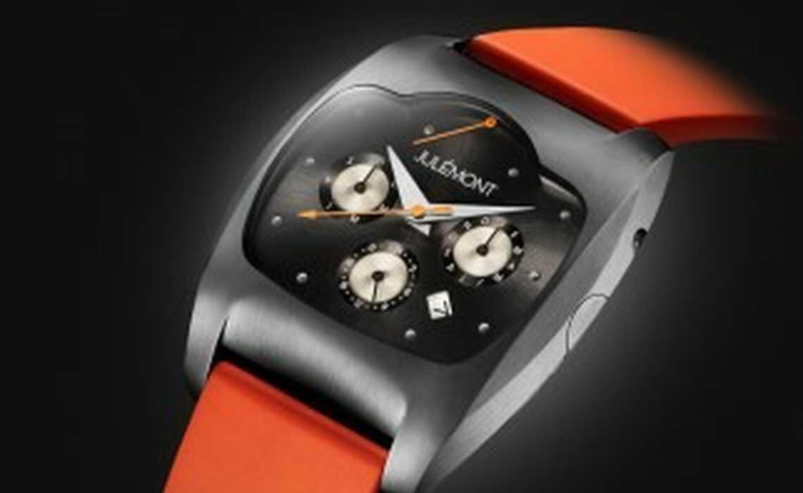Nieuwe uurwerken Julémont